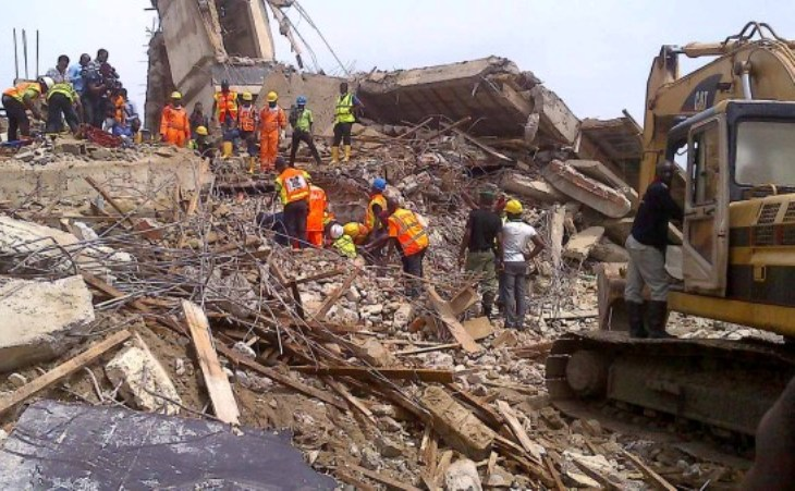 Ten days after, 'dozens' remain trapped in Port Harcourt's collapsed building